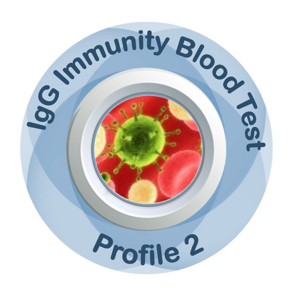 IgG Immunity Blood Test Profile 2
