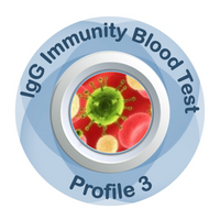 IgG Immunity Blood Test Profile 3 (EPP)