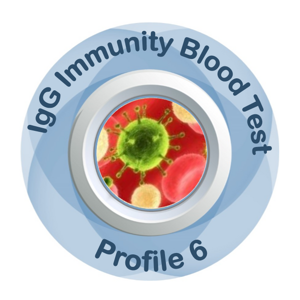 IgG Immunity Blood Test Profile 6 (EPP) - on offer