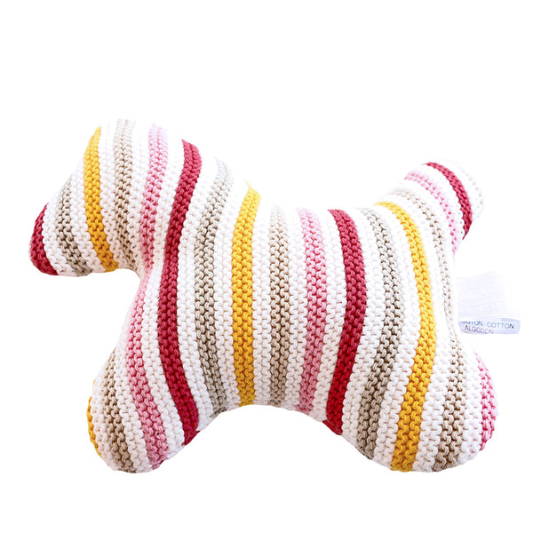 Hermes Baby Toy Plush Horse Cheval Herpluch White Coral Gift!