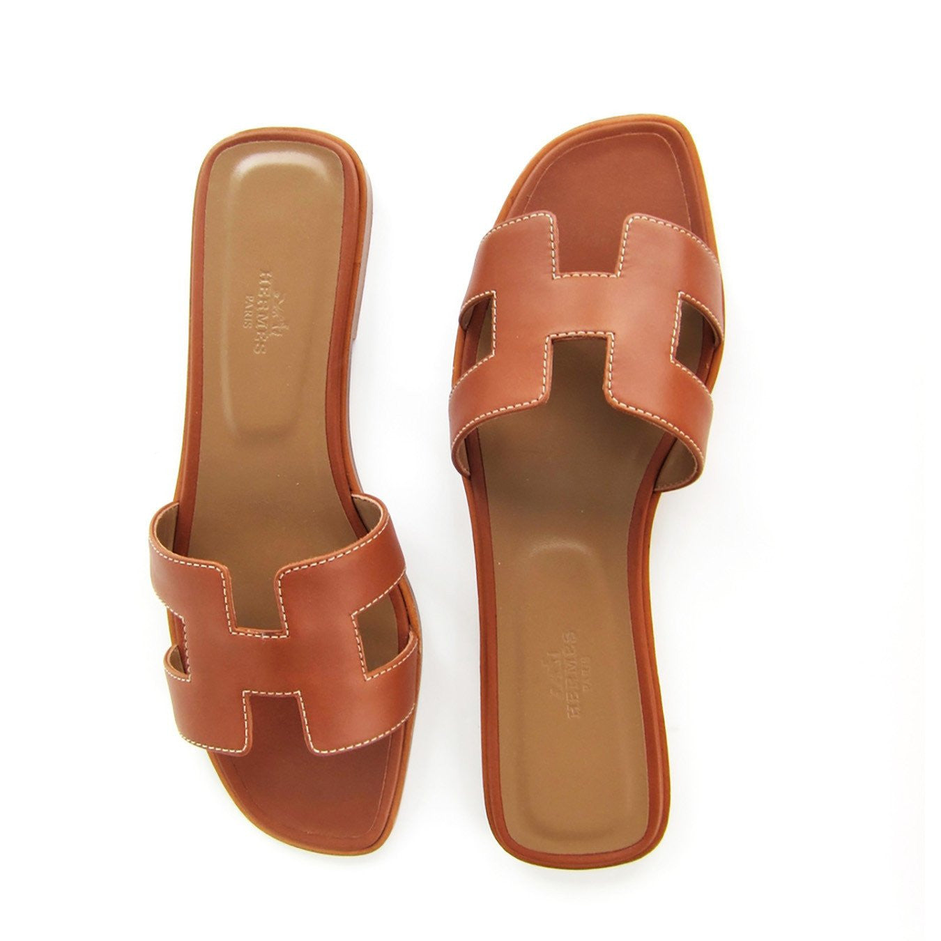 Hermès Leather Sandals 1bDlZ