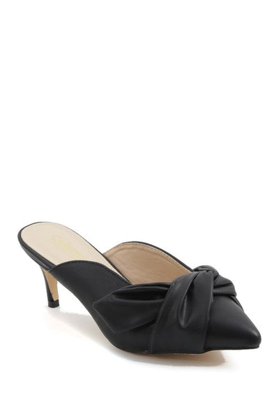 Bakerie Kitten Heel Pump