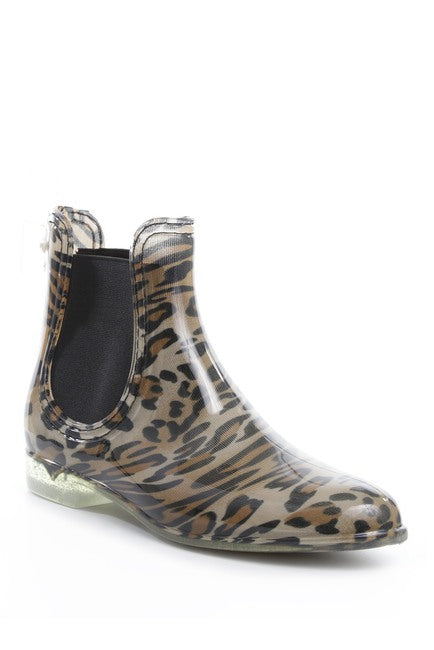 Briellie Bow Chelsea Rain Boot
