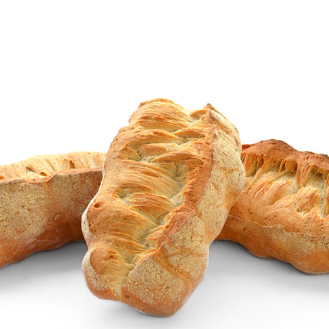 NIAGARA NATIVE FRESH ITALIAN BREAD  (3 - 14 oz. SMALL BAKED LOAVES)