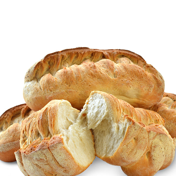 ADDOLORATA FRESH ITALIAN BREAD  (4 - 1 lb. 11 oz. LARGE BAKED LOAVES)