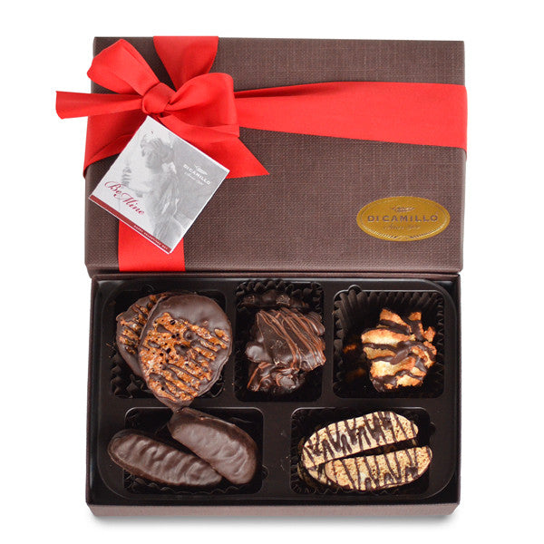 CHOCOLATE LOVERS GIFT BOX