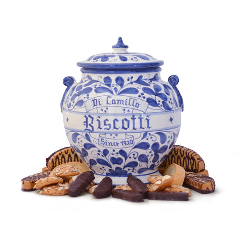 ARABESCO BISCOTTI JAR