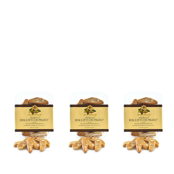 TRADITIONAL BISCOTTI DI PRATO - BUY TWO GET ONE FREE