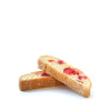 CHERRY BUTTER ALMOND BISCOTTI