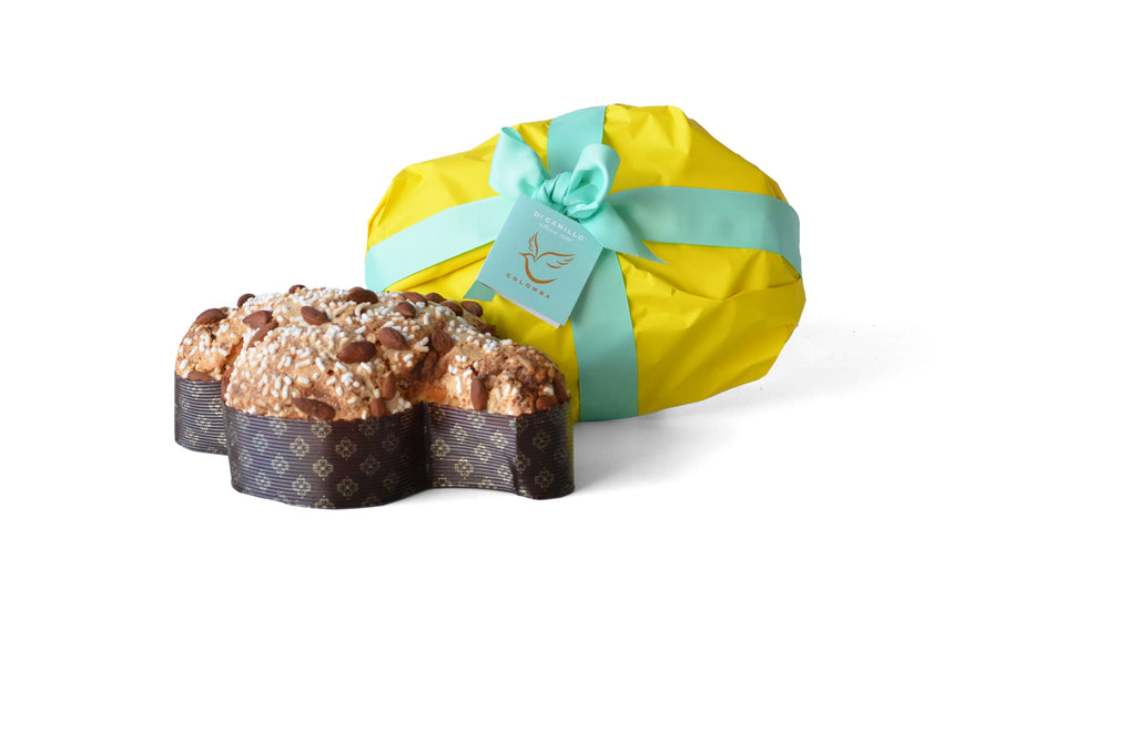 COLOMBA CAKE YELLOW