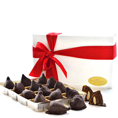CHOCOLATE COVERED ALMOND STUFFED FIGS - BUY 2 GET 1 FREE