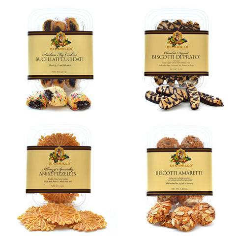 CLASSIC BISCOTTI & ITALIAN COOKIE COLLECTION