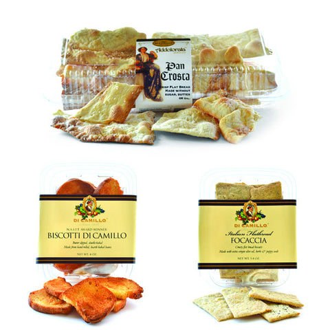 DICAMILLO CRISP BREAD COLLECTION