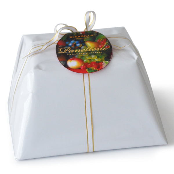 MUSCATO PANETTONE (White Wrapped)