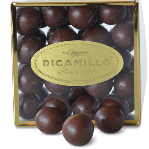 Noisettes (Chocolate Covered Hazelnuts)