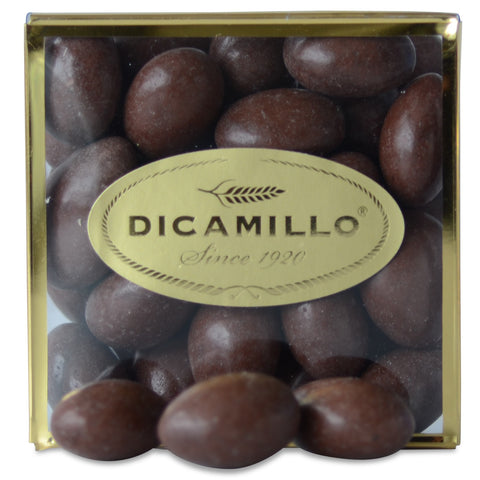 Praline Almonds (Chocolate Covered Almonds)