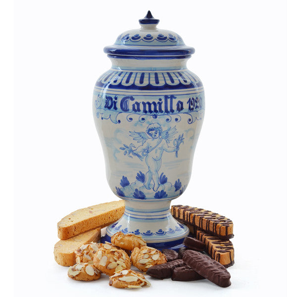 PUTTI BISCOTTI JAR