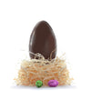 CHOCOLATE EASTER EGGS - 3 EGGS - 4 OUNCE