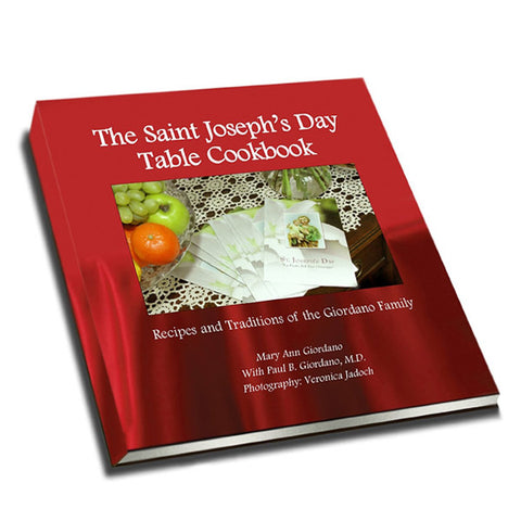 THE SAINT JOSEPH'S DAY TABLE COOKBOOK