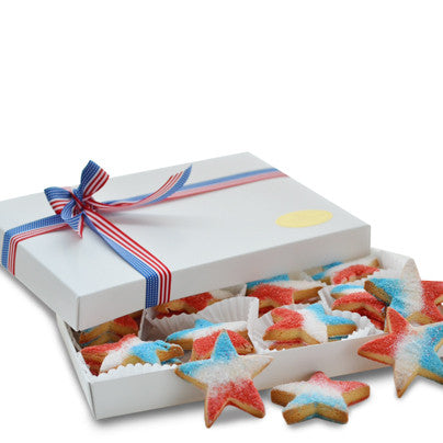 STAR SHORTBREAD COOKIES