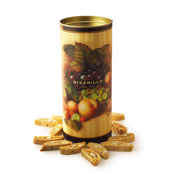 TRADITIONAL BISCOTTI DI PRATO® FRUIT CANISTER