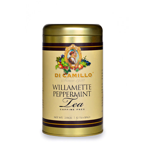 WILLIAMETTE PEPPERMINT TEA