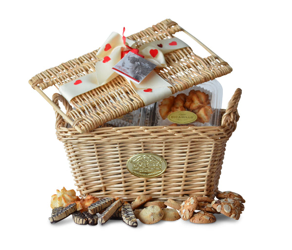 BE MINE COOKIE HAMPER