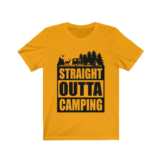 STRAIGHT OUTTA CAMPING - Broad Masters, Inc.