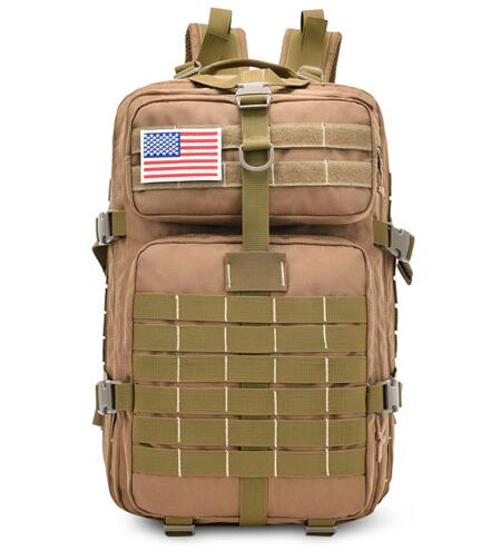 45L Military Tactical Assault Backpack - Broad Masters, Inc.