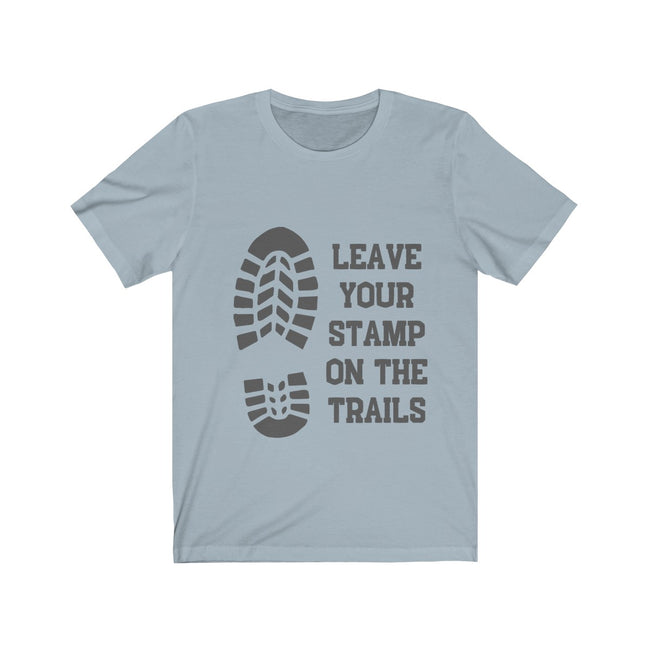 LEAVE YOUR STAMP ON THE TRAILS - Broad Masters, Inc.
