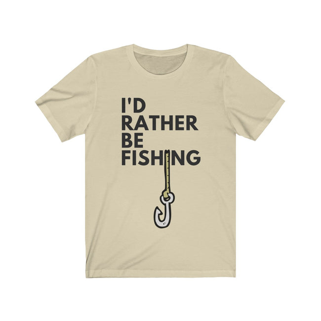 I'D RATHER BE FISHING - Broad Masters, Inc.