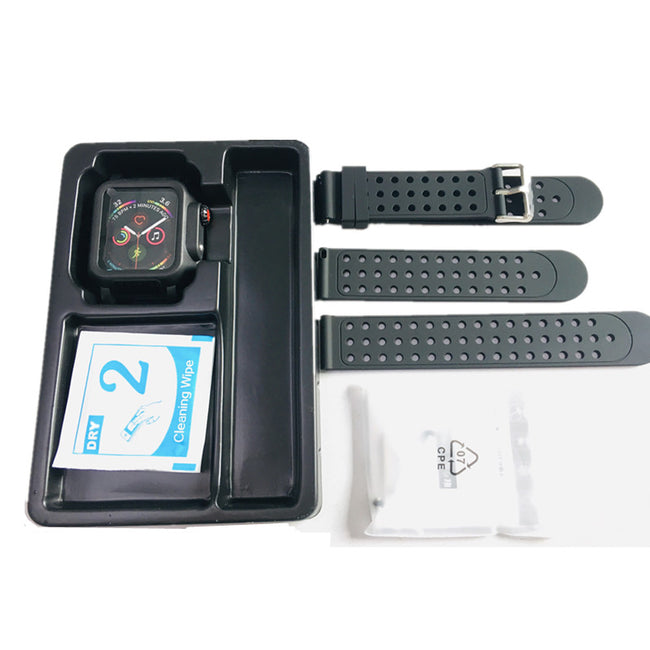 Protective Case for Apple iWatch Series 3/4 - Broad Masters, Inc.