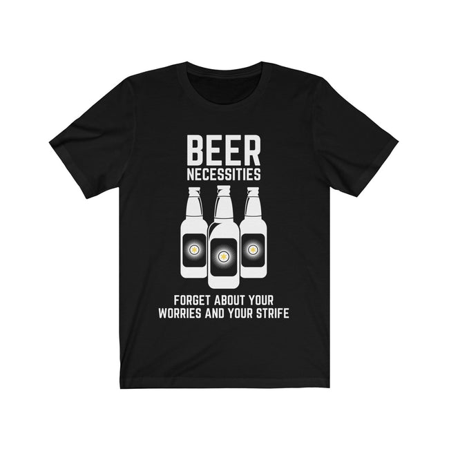 BEER NECESSITIES - Broad Masters, Inc.