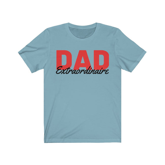 DAD EXTRAORDINAIRE - Broad Masters, Inc.