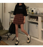 College skirt - Carpe Item