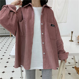 Corduroy Jacket - Carpe Item