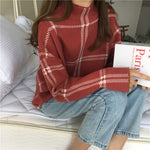 Striped Sweatshirt - Carpe Item