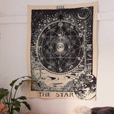 Sun, Star and Moon Tarot map - Carpe Item