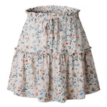 Floral skirt - Carpe Item