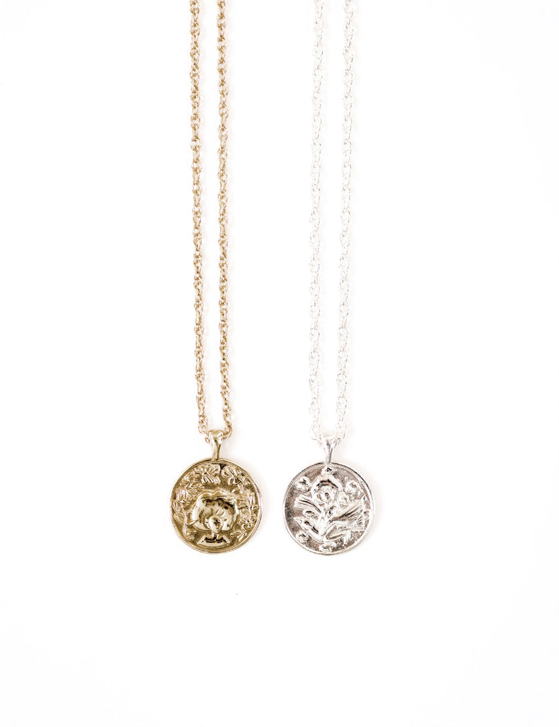 Anywhere, Anywhere Medallion Thick Chain