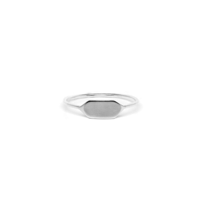 For Always Sterling Silver Ring