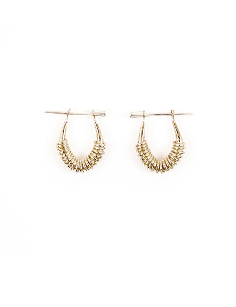 Kimball Hoop Earrings