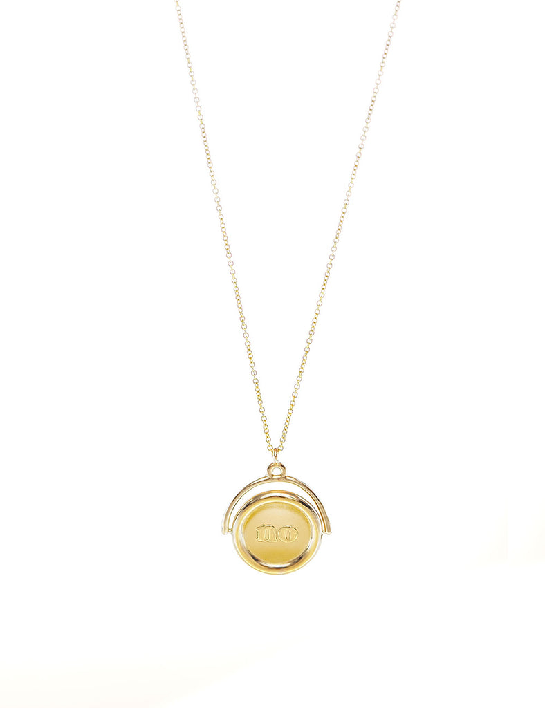 Decider Spinner Necklace