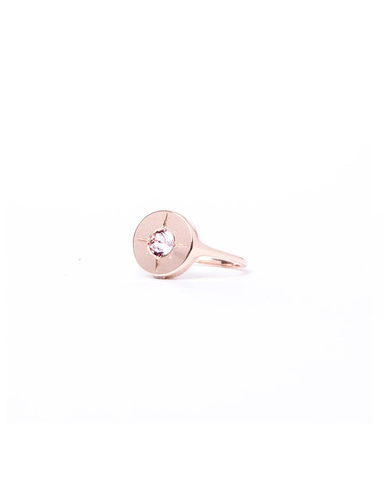 The Siren Ring - Morganite