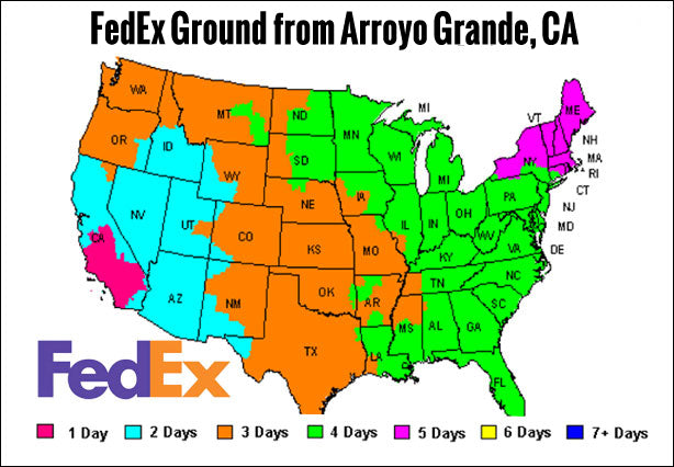 Rugged Radios FedEx Ground