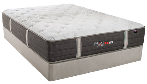 The TheraLuxe® HD Jackson Mattress By Therapedic