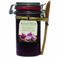 Red Onion Marmalade Kilner with Spoon