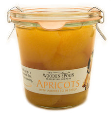 Apricots - With Amaretto