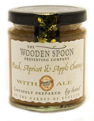 Peach, Apple & Apricot Chutney - with Whitstable Bay Ale