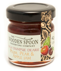 Plum, Pear & Apple - Jam